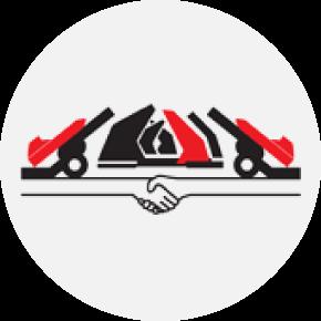 לוגו עמותת חיל התותחנים